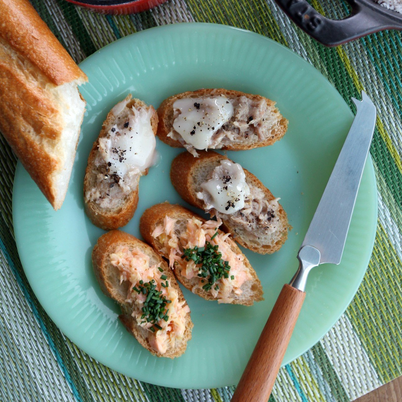 Three home-made charcuterie recipes: duck rillettes, duck