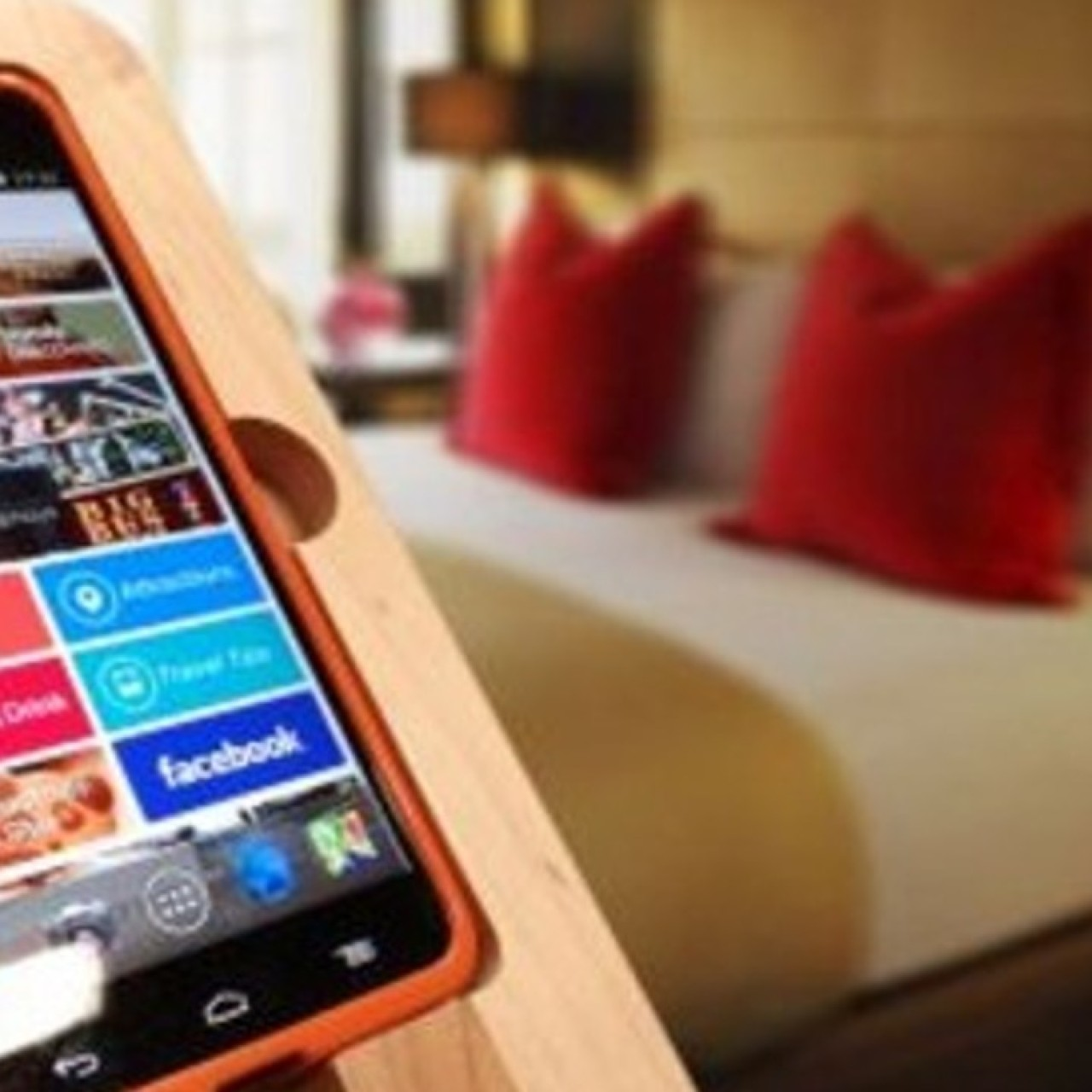 Tink Labs wants to bring its handy smartphones to hotel rooms in