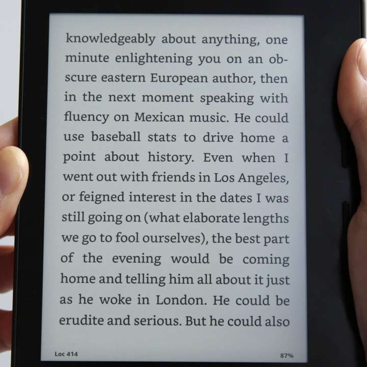 Review: Kindle Oasis aimed at avid readers, but pricey for others