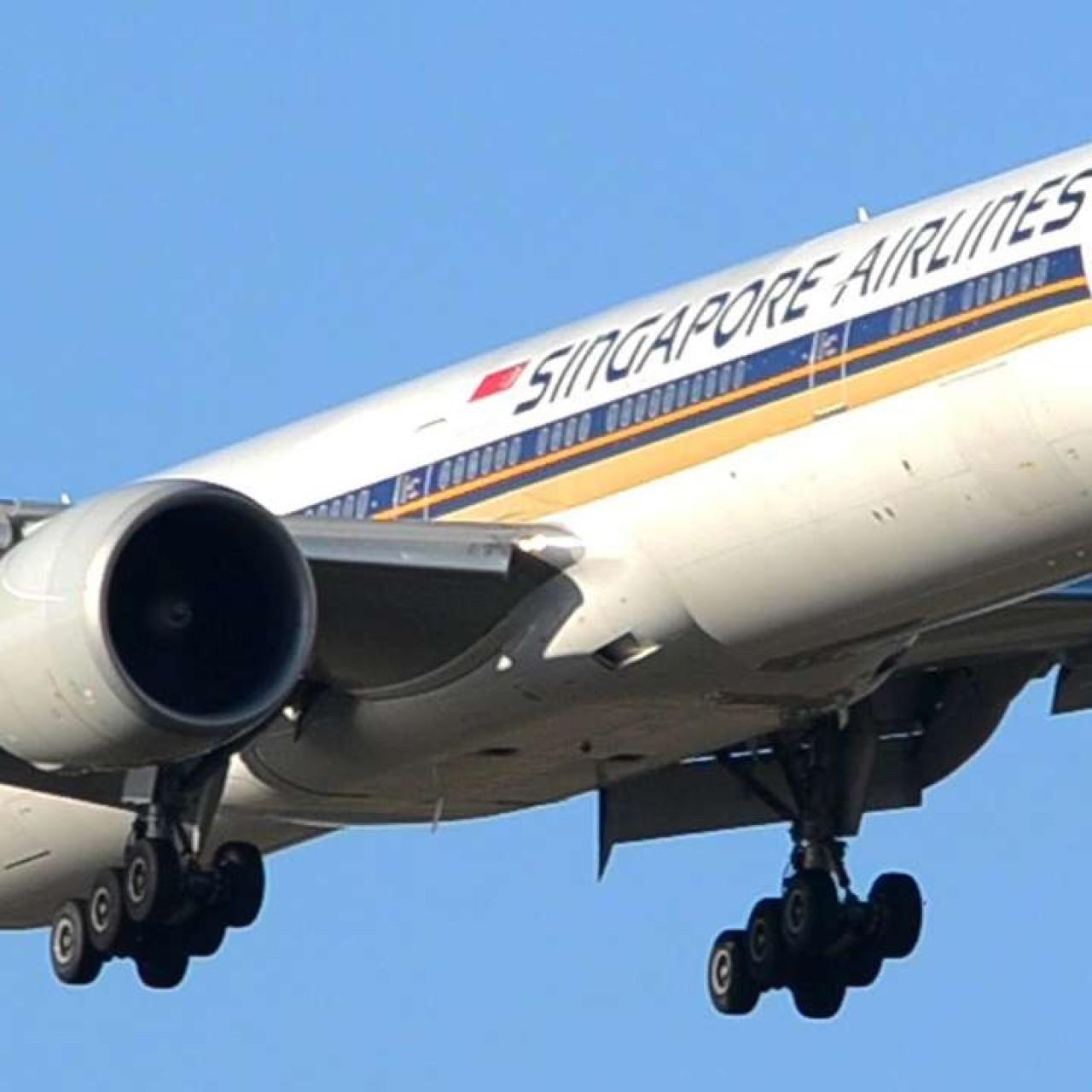 Flight from San Francisco to Hong Kong has to abort landing