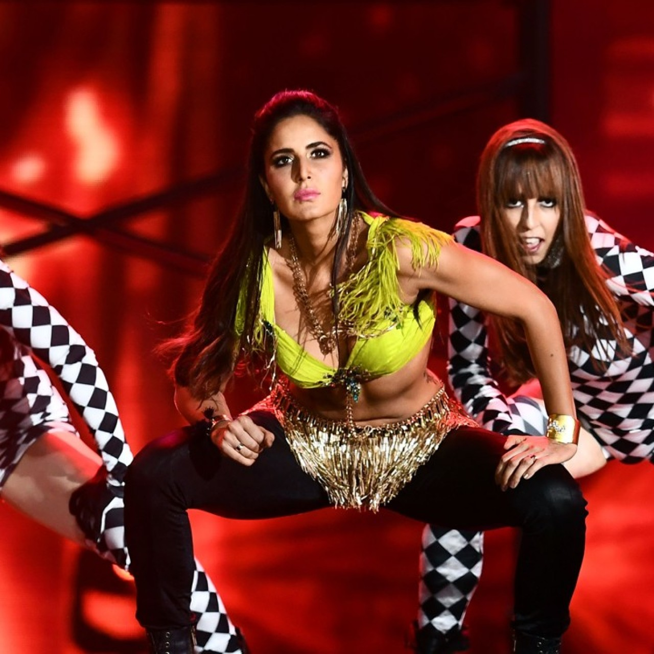 Bollywood's biggest stars take over New York stadium with