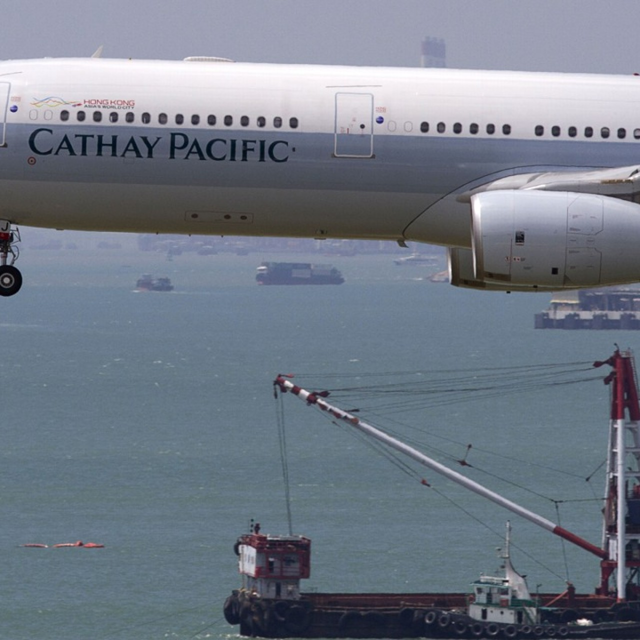Hong Kong's Cathay Pacific could face more belt-tightening as HK$1 2