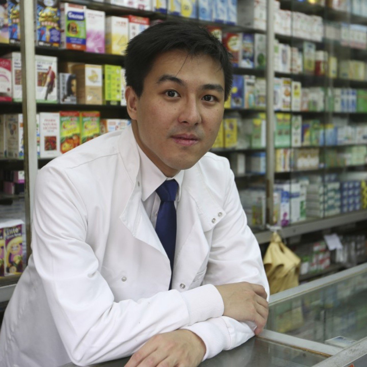 Young Hong Kong pharmacists hope to fill gap in care by