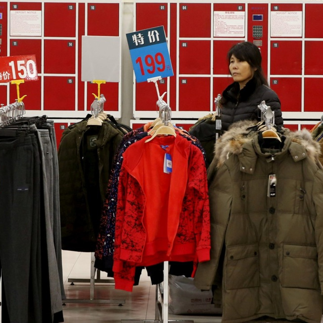 Singles' Day takings fail to boost November retail figures