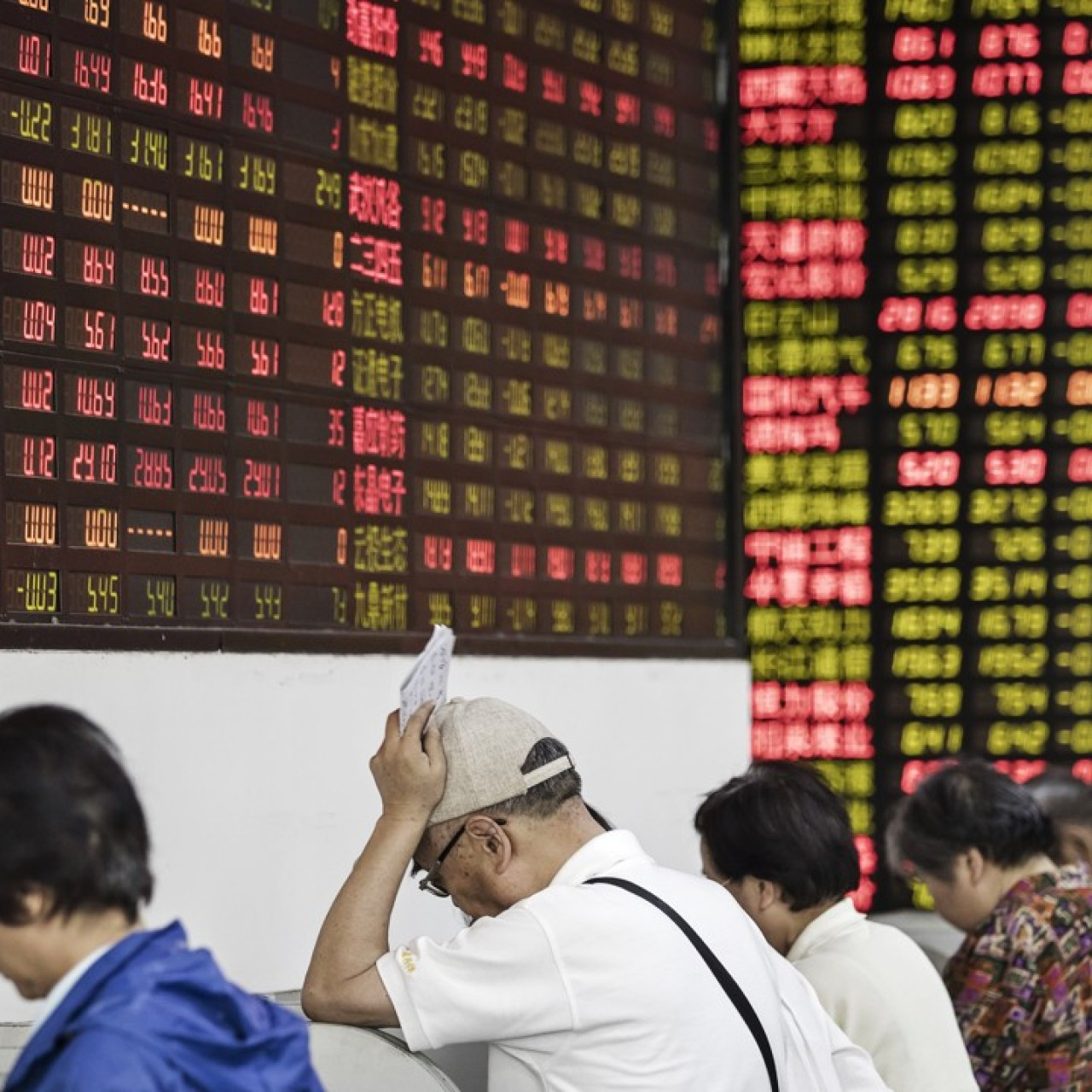 China wants local investors to have a share of the success