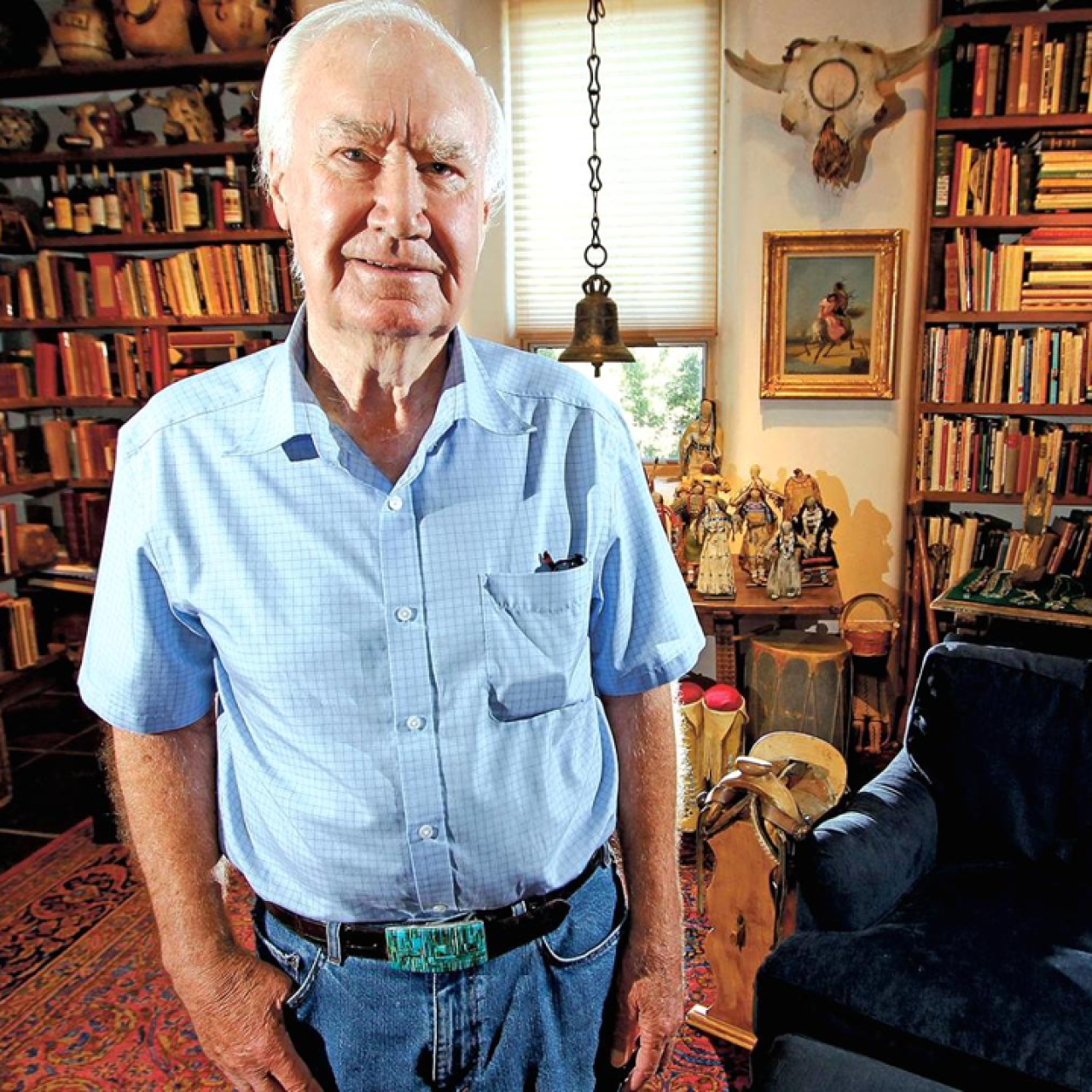 A US millionaire who buried treasure in the Rockies has