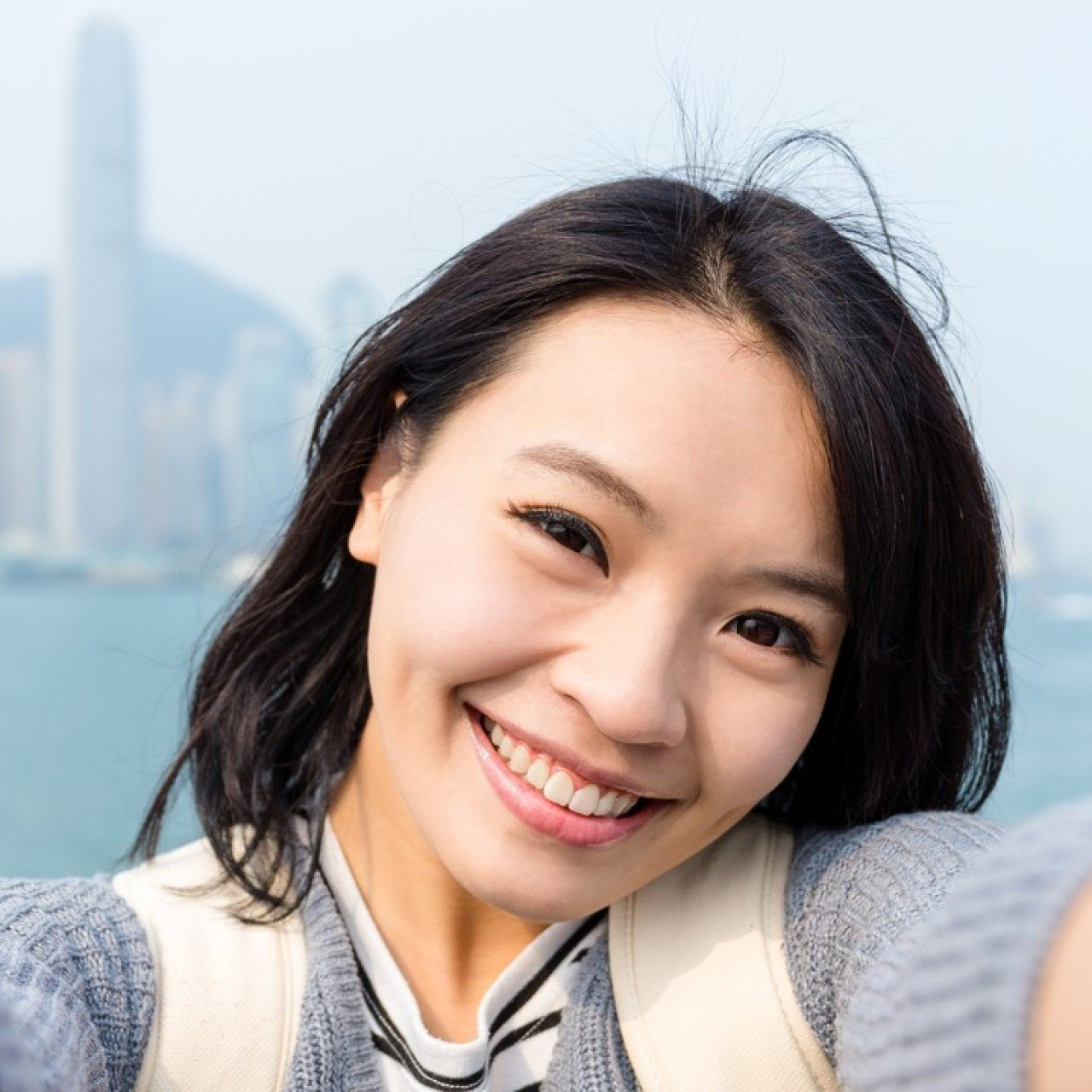 Culture or living standards? Why it's hard for Hong Kong to smile