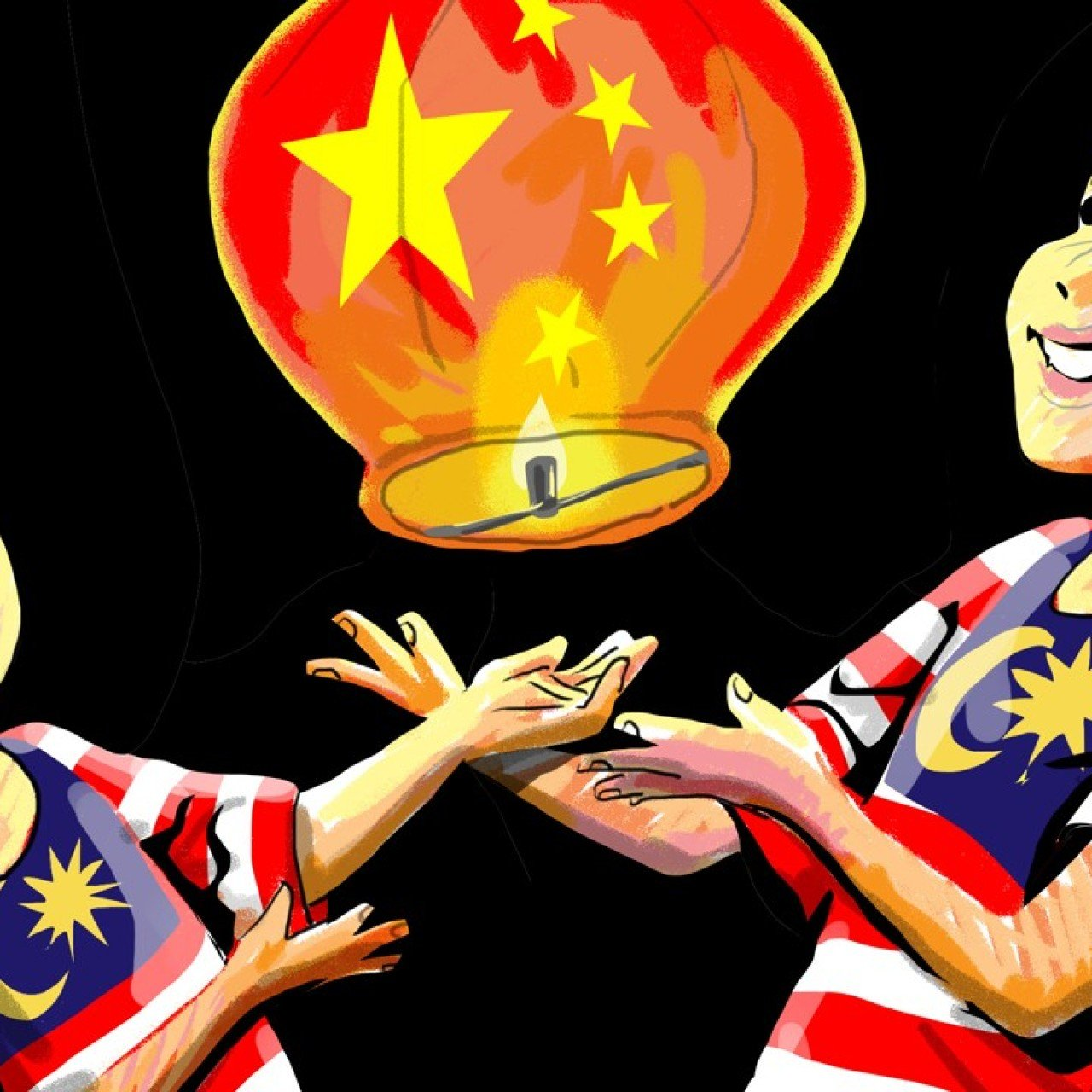 Ethnic Chinese in Malaysia are celebrating China's rise – but as