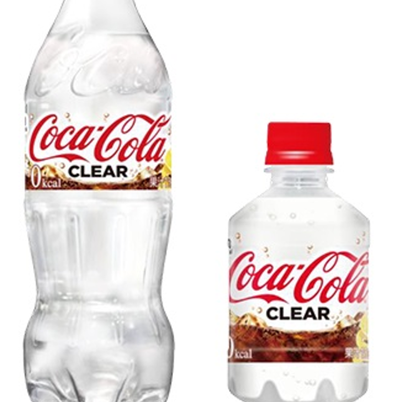 Japan is first in the world to get 'Coca-Cola Clear', which has no
