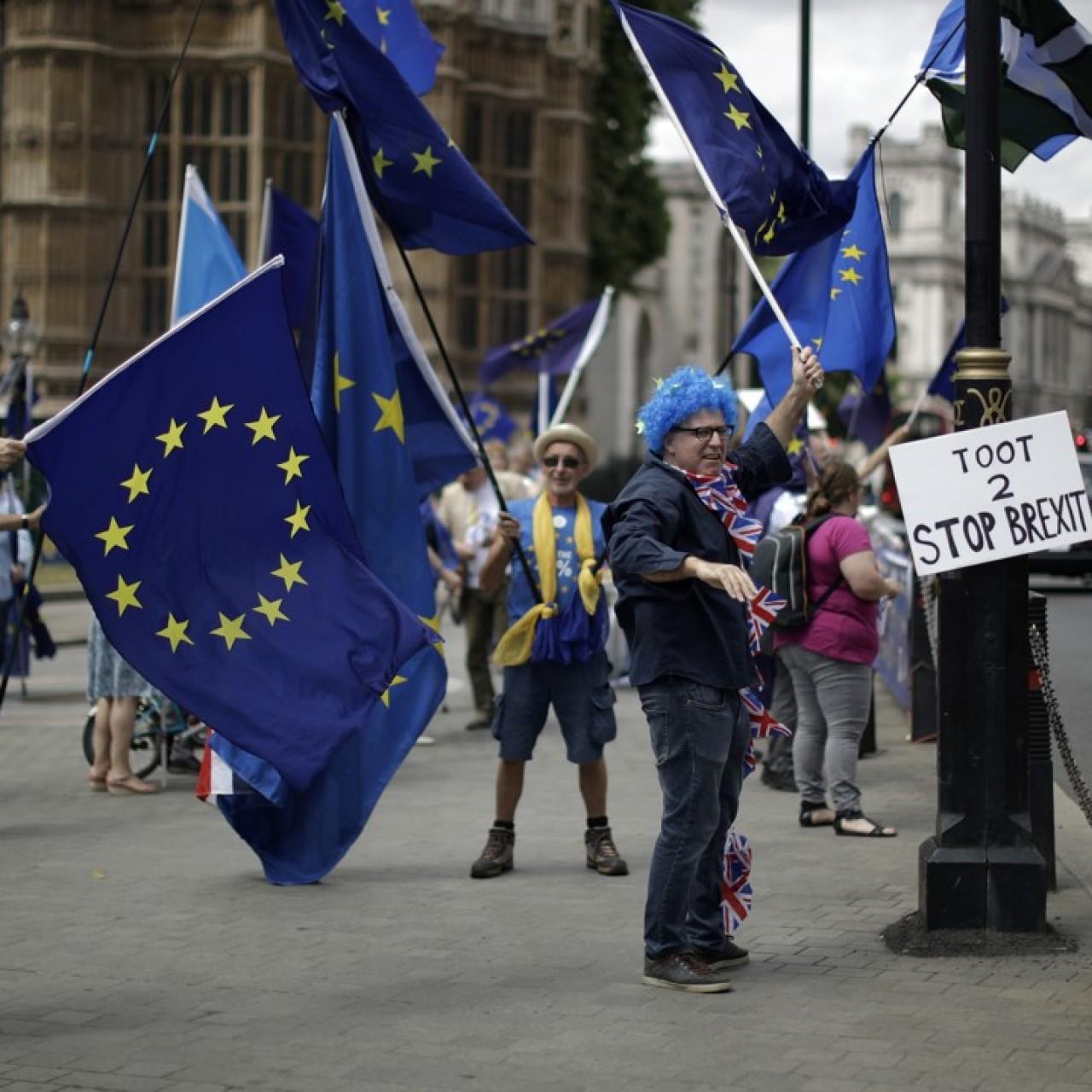 Money UK has lost since Brexit vote exceeds EU budget
