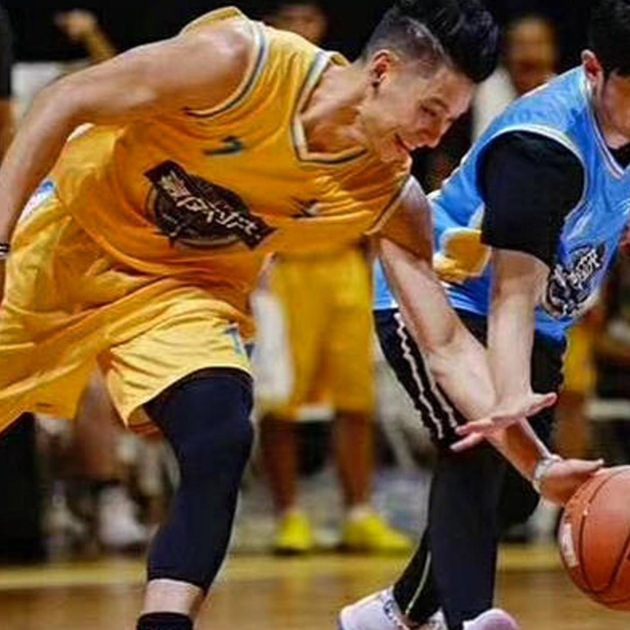 NBA star Jeremy Lin backs HomeCourt: a basketball app that
