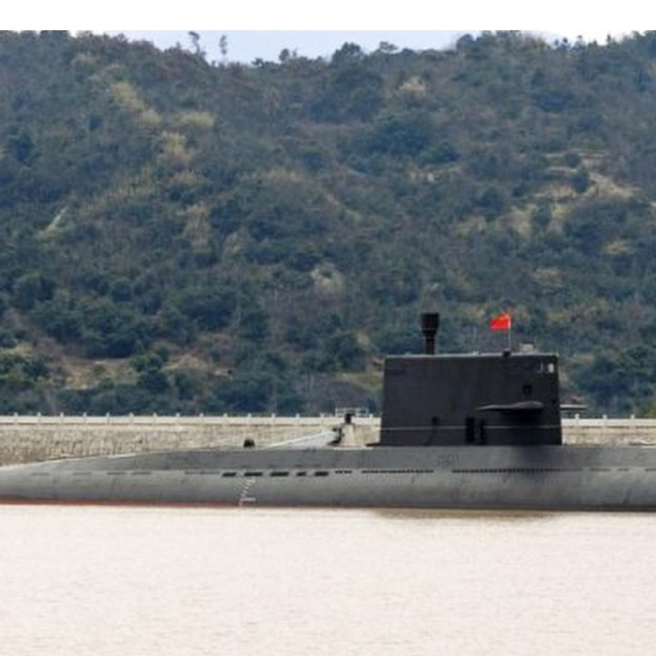 Chinese shipbuilder starts work on US$411 million submarine