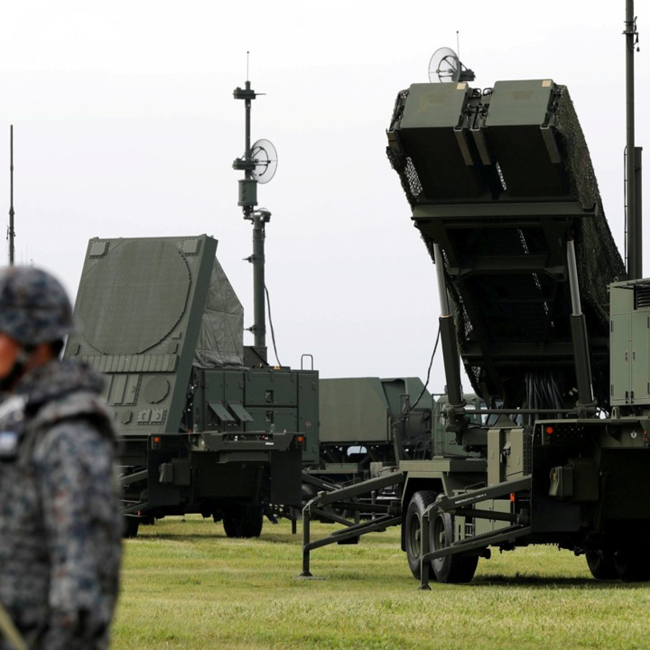 Japan is set to spend billions of dollars on US arms to narrow its