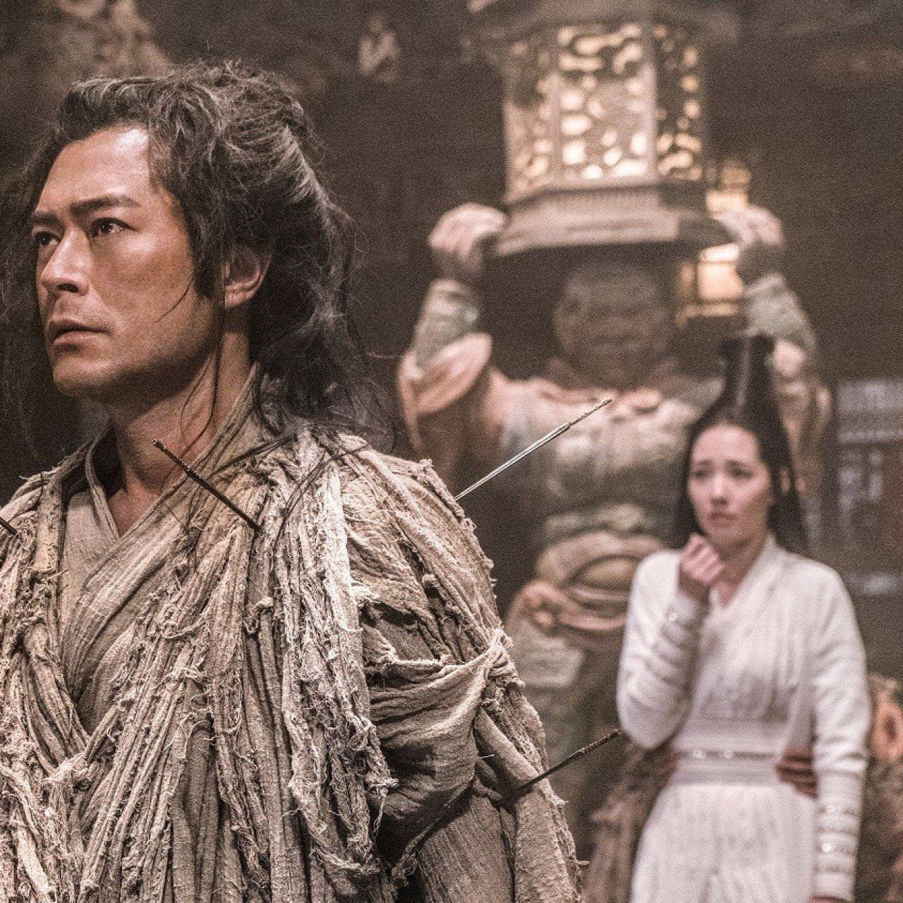 Kung Fu Monster film review: Louis Koo on autopilot in unfunny blend