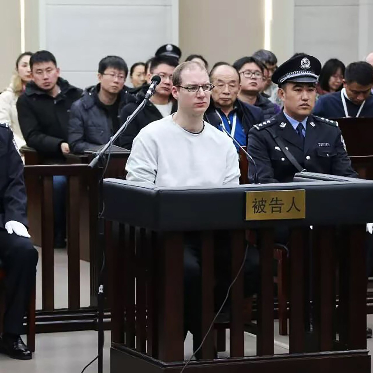 Canadian Robert Schellenberg sentenced to death in China for drug