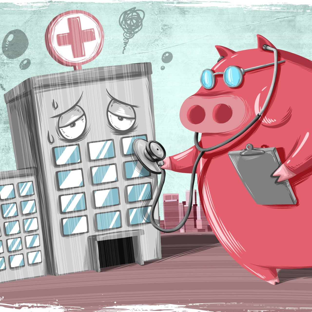 Hong Kong's health care system is teetering on the brink  What's