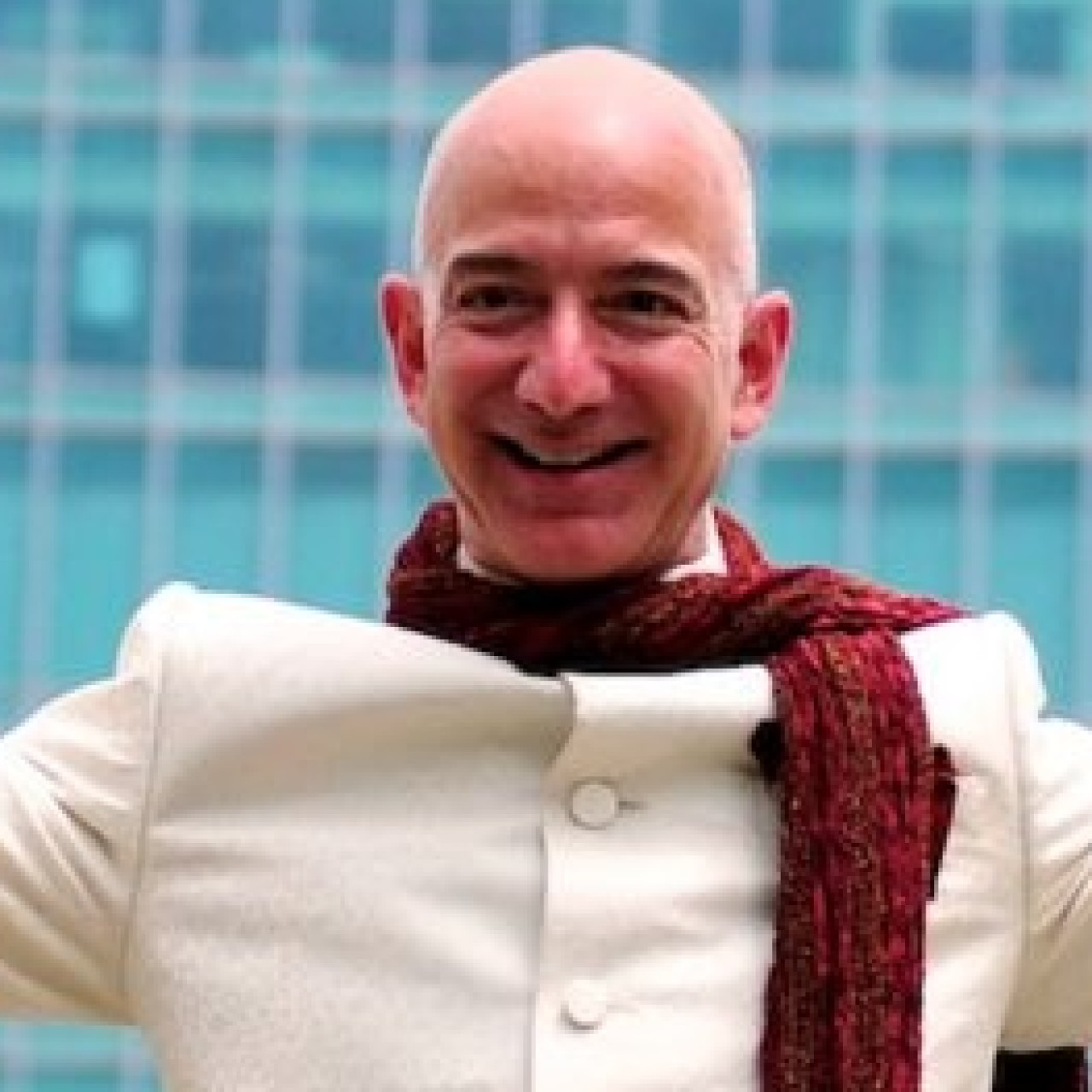 Has Amazon founder Jeff Bezos lost his place as the world's