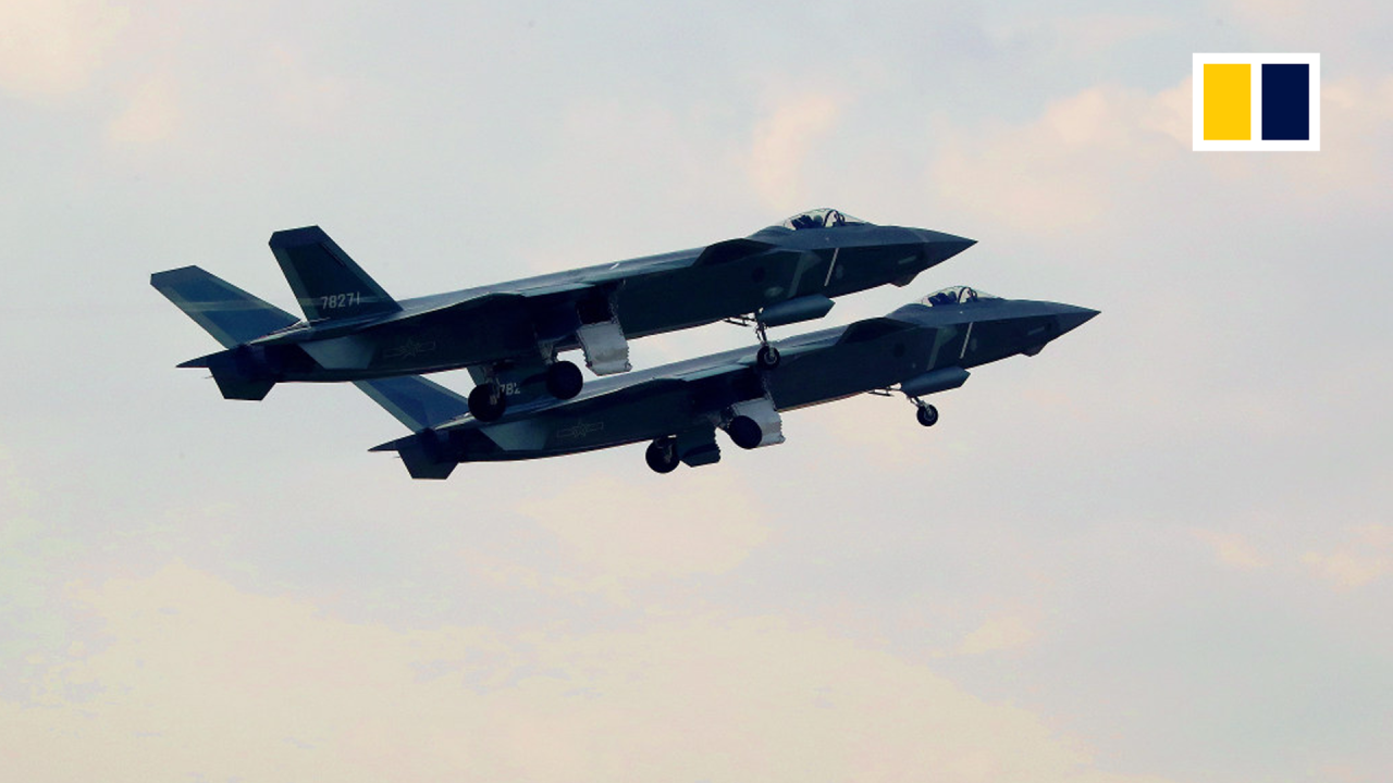 China's J-20 stealth fighters ready for combat