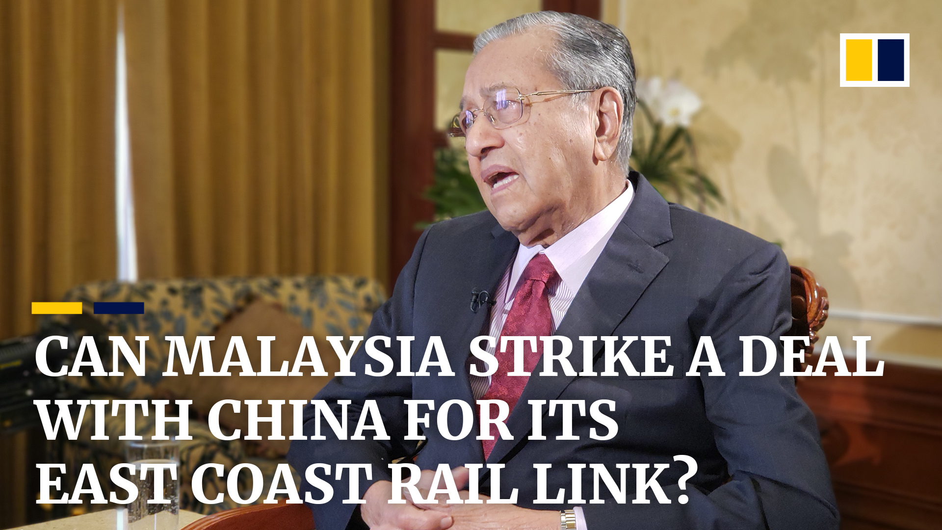 7dd3e519966 Malaysia s Mahathir  green light for China-backed East Coast Rail Link – if  price is right